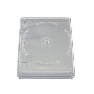 Image 1 - 10pcs สำหรับ PlayStation CD กล่องเคสสำหรับ PS3 โปร่งใสสีขาว
