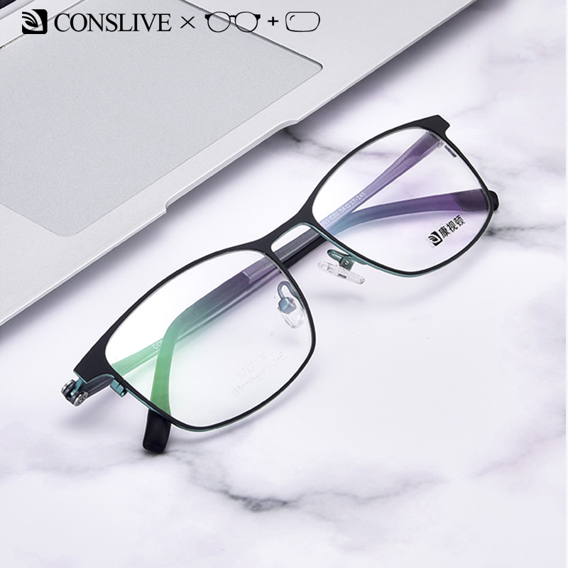 1 61 1 67 1 74 Lens Custom Glasses Black Myopia Eyeglasses Men Prescription Glasses for