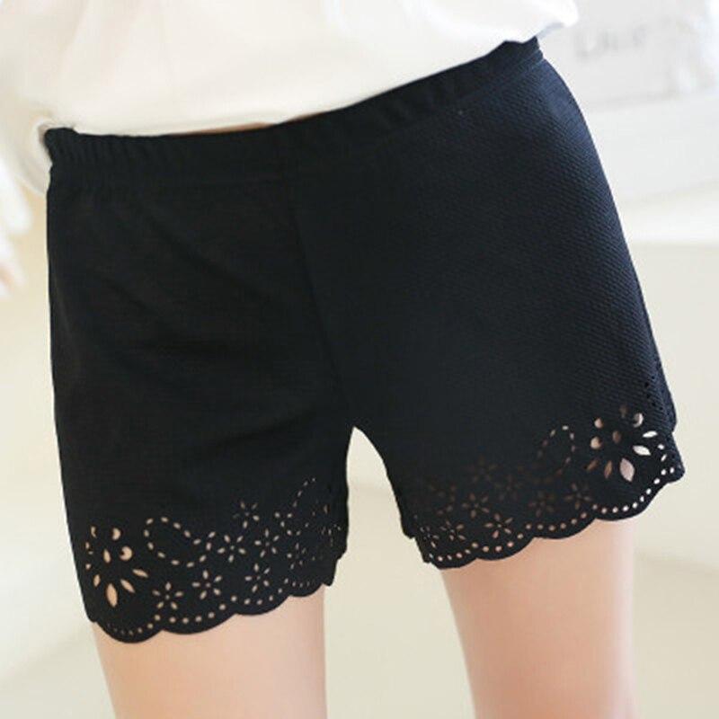 2018 New Fashion   Shorts   High-waisted   Shorts   Korean Casual Women Jeans   Shorts   Crochet   Shorts