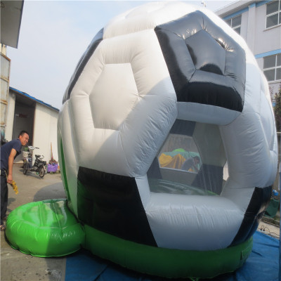Residential Bounce House Inflatable football Bouncy Castle Jump Inflatable Bouncer YLW bouncer 200