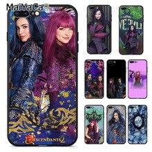 MaiYaCa Kenny Ortega descendants  Coque Phone Case  for iphone 11 Pro XR XS Max 8 7 6 6S Plus X 5 5S SE l f ortega fantasia op 6