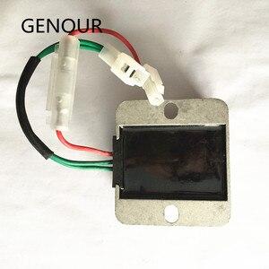 Image 2 - Bộ điều chỉnh điện áp tự động AVR cho 178F 186F MÁY PHÁT DIESEL MIỄN PHÍ BƯU CHÍNH 5KW máy phát DIESEL 3 dây ĐIỀU CHỈNH ỔN ĐỊNH
