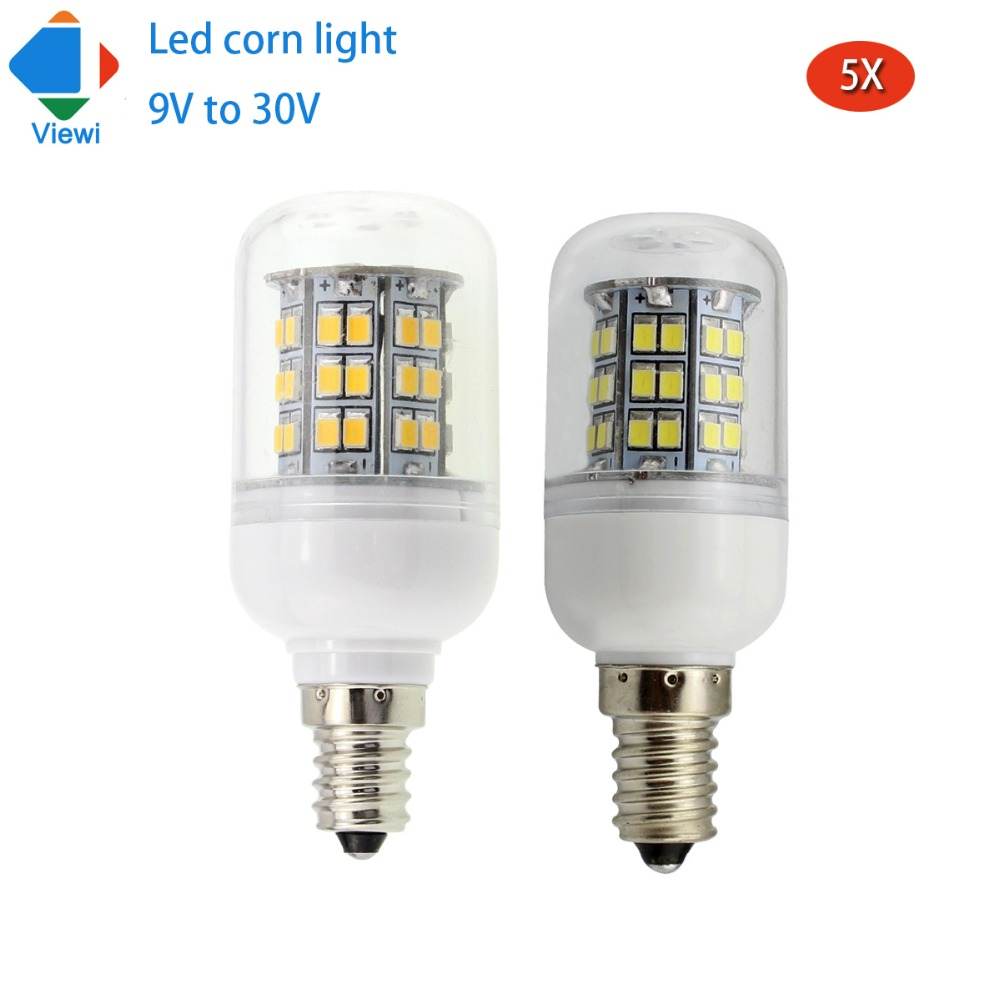 Led lampen e 14 image collections mbel furniture ideen viewi 5x lampada led lampen 12 24 volt e12 e14 e27 g9 gu10 super viewi 5x parisarafo Choice Image