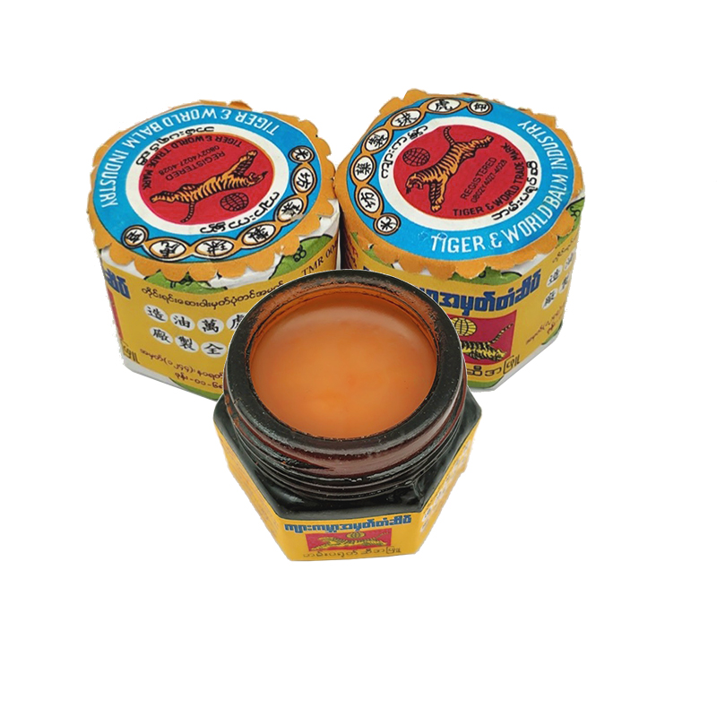 100% Original Red Tiger Balm Ointment Thailand Painkiller Ointment Muscle Pain Relieving Ointment Soothe Itch