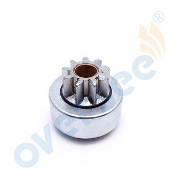 Контроль 6N7-81807-00 шестерня привода стартера для Yamaha подвесной мотор 150HP 200HP Мотор Модель 6N7