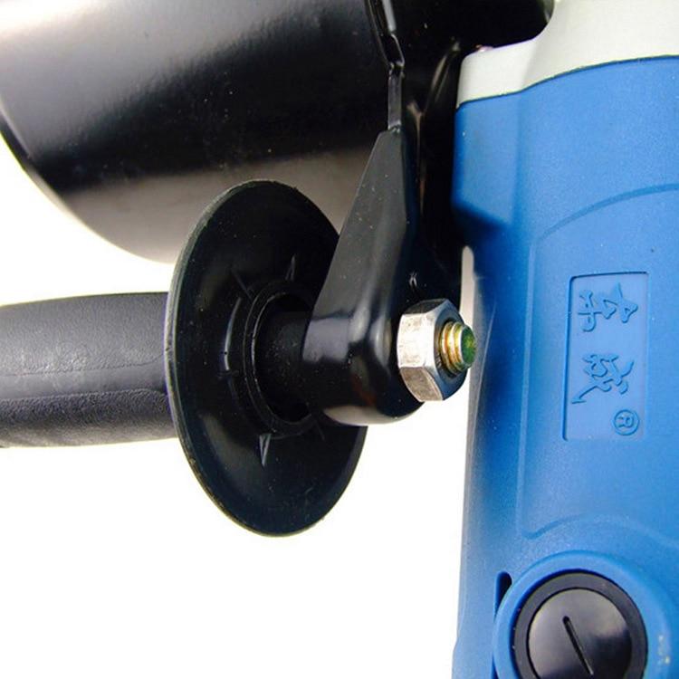 1400w rettifica per metallo 6 velocità Polishe Drawbench 690-3800rpm - Utensili elettrici - Fotografia 2