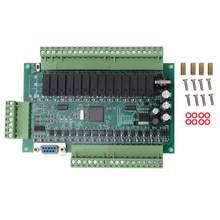 Placa de Control programable Industrial PLC FX1N 30MR 16 entrada 14 salida DC24V(China)