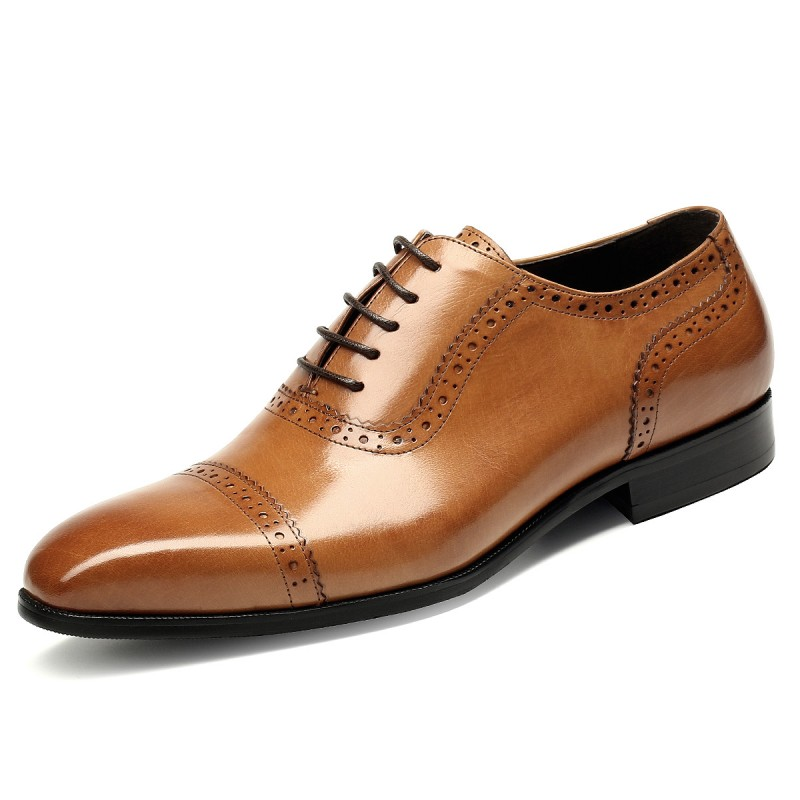Autumn Winter Mens Leather Business Dress Shoes Male Low Top Breathable Stitching Pointed Leather Oxfords Wedding Shoes for MenAutumn Winter Mens Leather Business Dress Shoes Male Low Top Breathable Stitching Pointed Leather Oxfords Wedding Shoes for Men