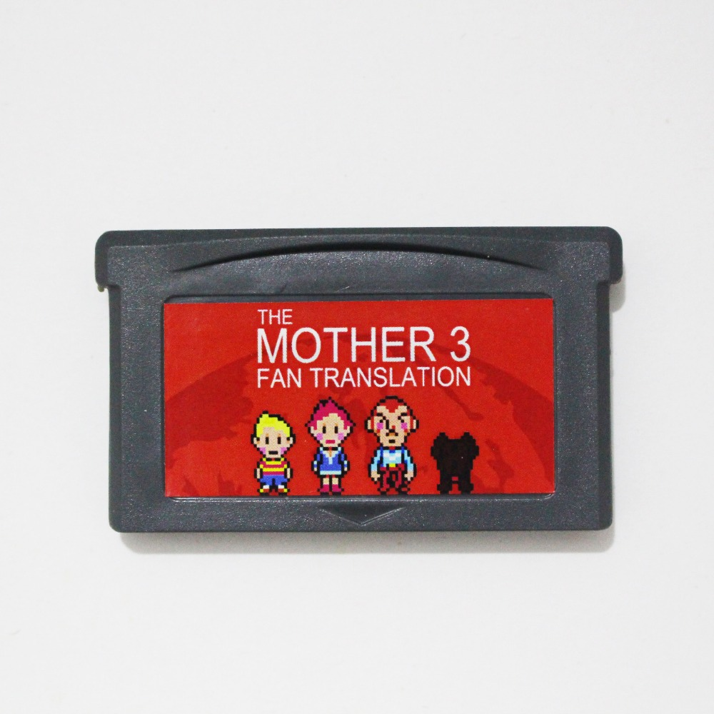 Mother 3 1.2 English Edition Support Save High Quality 32 Bit Game Card
