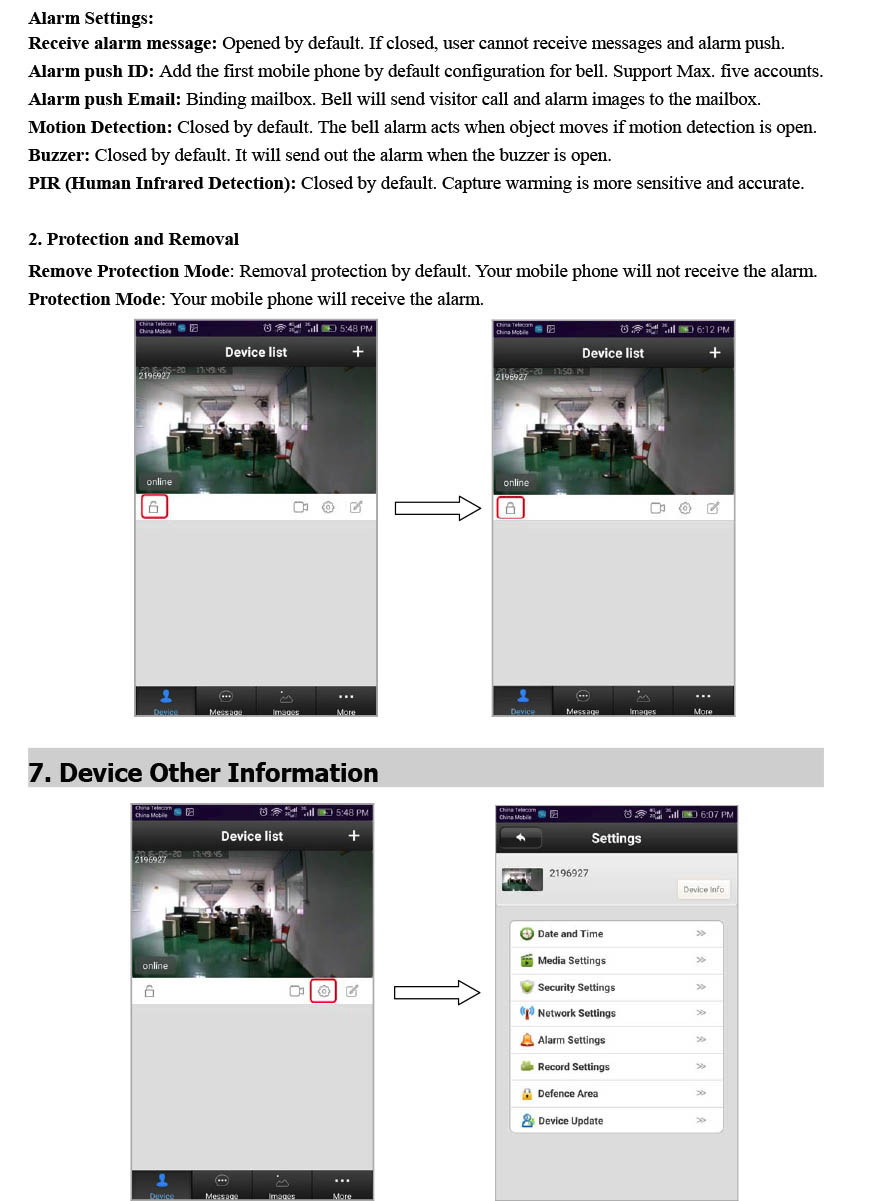 eBELL User Guide V3.8
