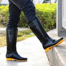 Yüksek ayakkabıları Kauçuk Su