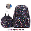 2016  Multi-function large capacity shoulders mummy bag Pregnant women travel bag Maternidade mothers backpack 6 colors  M580