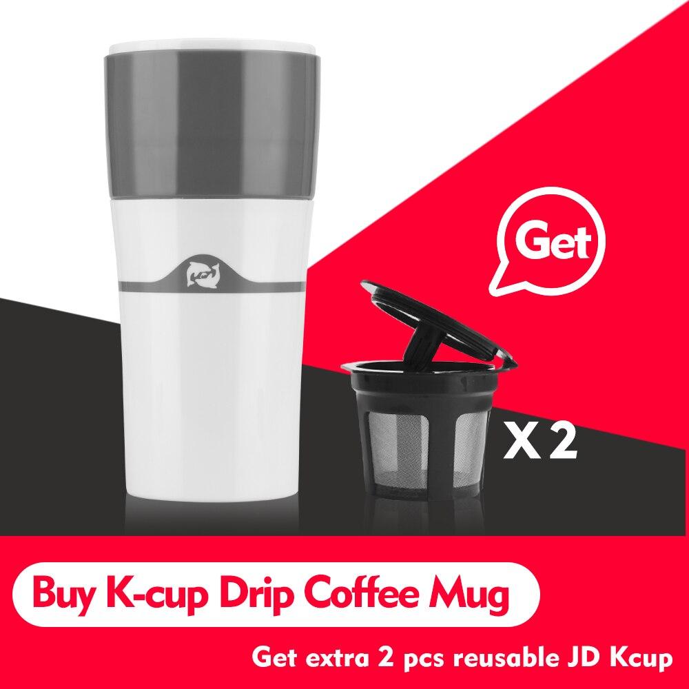Простой Портативный капельного Кофе Чайник Открытый отдых оборудования фильтр для воды, бутылки Кофе кофеварки получить дополнительную 2 ш...