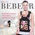 Bebear Рюкзак-кенгуру 360 кенгуру для переноски ребенка 3 методов использования Научно и воздухопроницаемость Слинг Переноски для детей кенгуру для переноски ребенка Дизайн эргономики