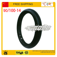 INNER TUBE MOTORCYCLE INNER TUBE CYCLING INNER TIRE WHEEL TUBE 70 100 19 90 100 14