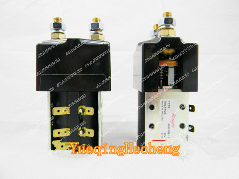 цены на DC Contactor DC88-317T For Albright forklift 24V 100A Replacement For ZAPI B2DC11 в интернет-магазинах