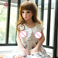 New arrival freeshipping silicone sex doll adult 100cm skeleton Japanese love doll realistic big breast lifelike doll for male