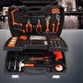 138 pcs kit ferramenta multifuncional ferramentas de hardware casa kit de metal produção de marceneiro diy incluindo conjuntos de perfuração de ferramentas elétricas