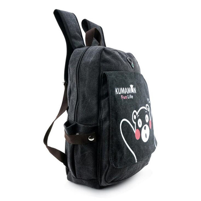 Аниме рюкзак Кумамон 1