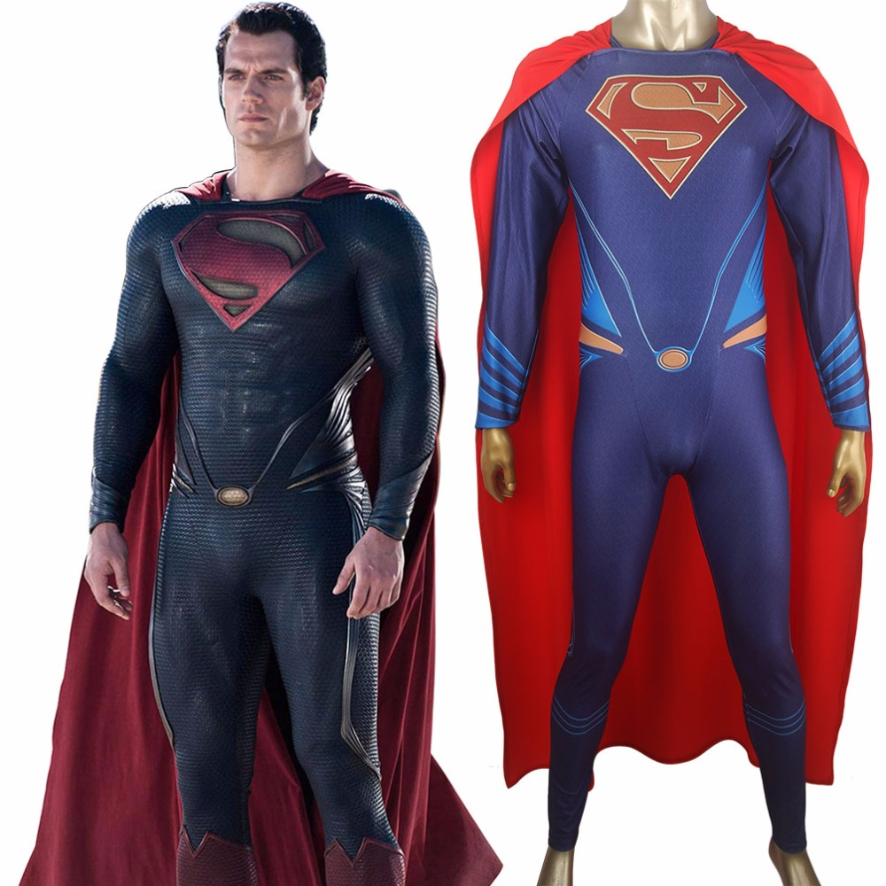 Batman V Superman Dawn Of Justice Superman Bodysuit