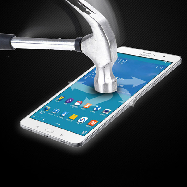 """Tempered Glass Screen Protector for Samsung Galaxy Tab A T285 T280 7"""" Tablet 9H Explosion Proof Toughened Glass protective film"""