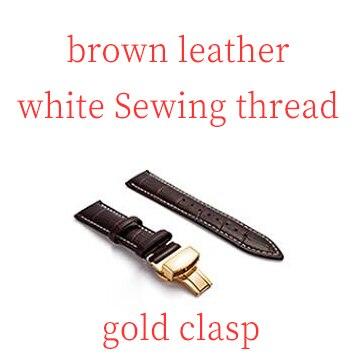 brown gold white