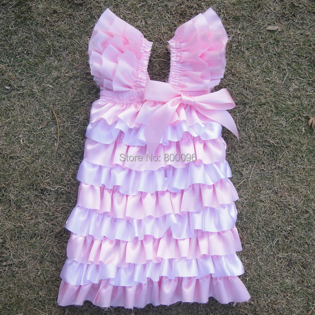Vintage Toddler Dresses Princess Sofia Next Baby Pink Baby Dress KP-SDS010