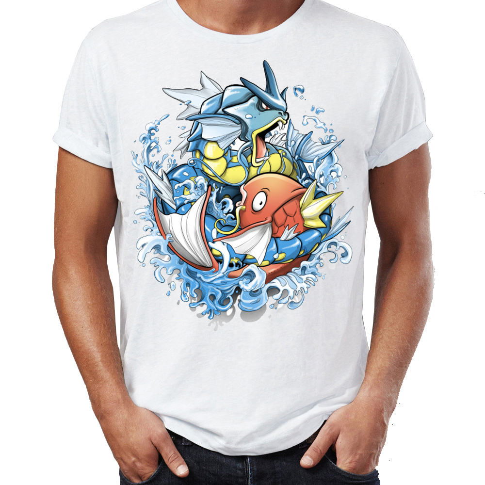 c30ec1c7e Detail Feedback Questions about Men's T Shirt Magikarp Dream Your Dream  Gyarados Pokemon Awesome Artwork Printed Tee on Aliexpress.com | alibaba  group