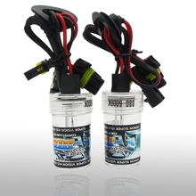 2Pcs 55W HID Car Led Headlight Bulb 880 881 H27 3200LM Lumen IP65 Waterproof 3000k To 12000k Color Temperature Auto Lights Bulbs