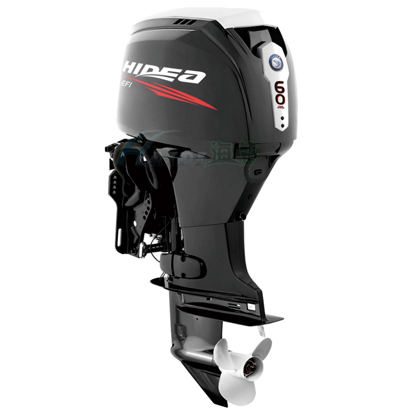 Long Shaft Of 60 EFI Front Operation Start For Four-Stroke Outboard Engine
