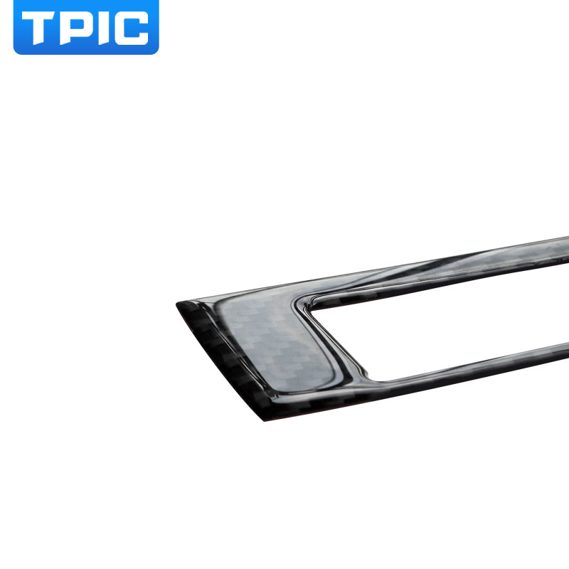 Auto-CD-Bedienfeld-Verkleidungsabdeckung Innenaufkleber Kompatibel Mit BMW 5er F10 11-17 Porfeet Auto-CD-Bedienfeld-Verkleidungsabdeckung
