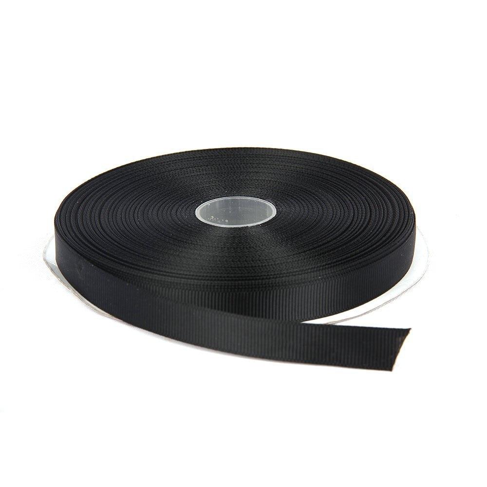 Zerzeemooy 100 Двор/rolls 1/4 «3/8» 5/8 «3/4» 1 «1-3/8» 6 мм 10 мм 15 мм 20 мм 25 мм 30 мм 100% полиэстер черный корсажная лента кружева