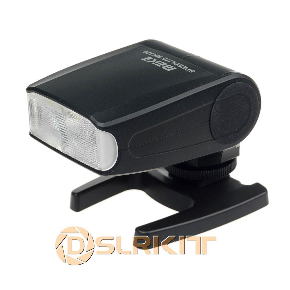 MeiKe MK320 MK-320 TTL Mini Flash Speedlite For Fujifilm X100T X100S X30 20 X-E2 fujifilm wcl x100 конвертер для fujifilm x100t x100s x100 черный