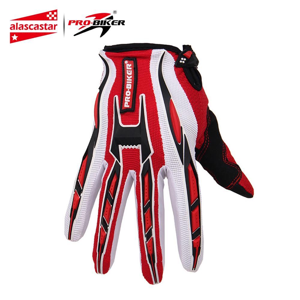 PRO-BIKER Motorhandschoenen Motorrijden Racefiets Vingerhandschoenen Fiets MTB Crossmotor Motocross Off-Road rijhandschoenen