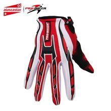 PRO BIKER Motorcycle Gloves Motorbike Racing Cycling Full Finger Gloves Bicycle MTB Dirt Bike Motocross Off