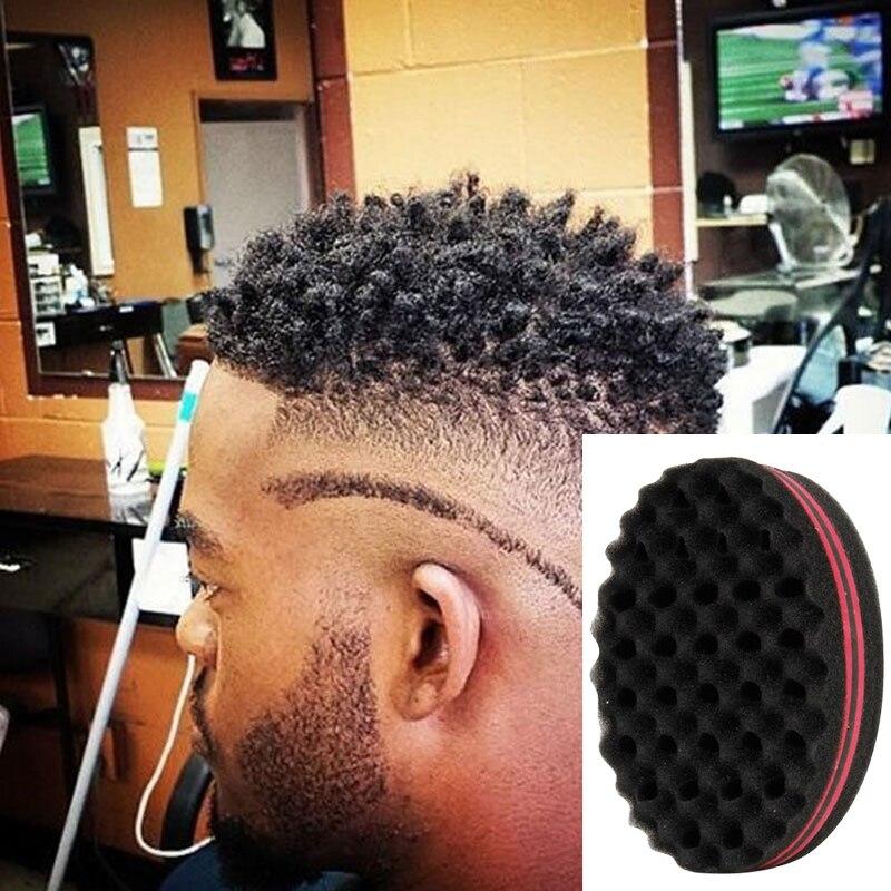 Hair Styling Tools Double Wave Magic Hair Twist Sponge Dreads Twisting Locks Dreadlocks Curl Brush Sponge