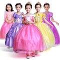 Meninas Vestidos de Festa de Natal, Meninas Do Bebê Da Princesa Festa de Vestido, Crianças Vestidos de Festa de Ano Novo Sophia Cosplay