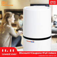 Coronwater Home and Office Desktop HEPA Filter Air Purifier Portable Ionizer GL 2103