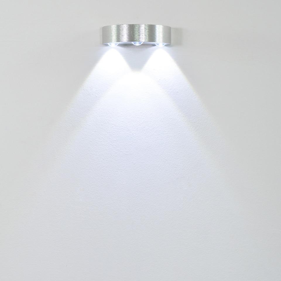 LED duvar lambaları yüzeye monte Modern aplik yatak odası oturma odası  başucu koridor aydınlatma 3W kapalı LED duvar ışık|led sconce|led wall  sconcewall sconce - AliExpress