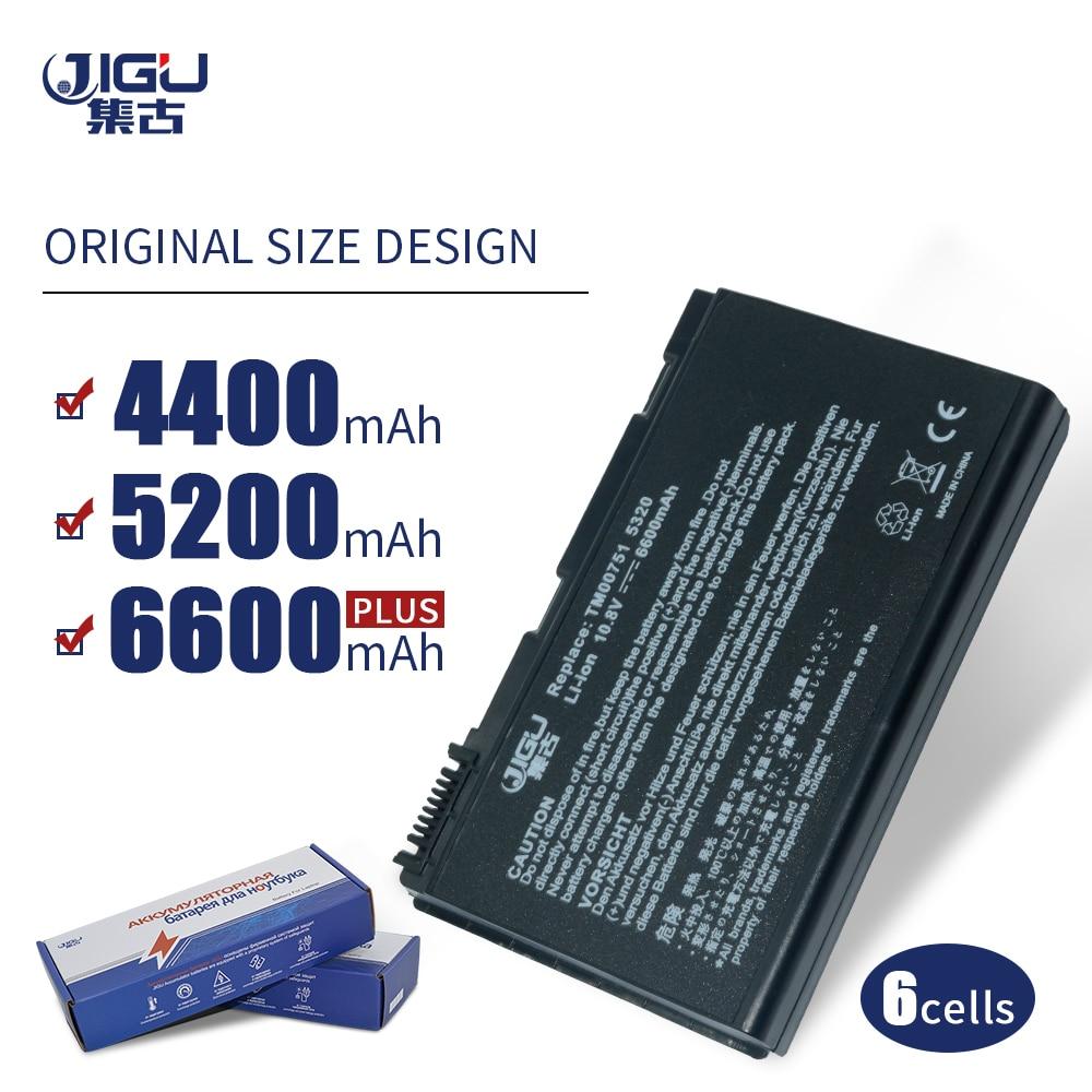 BATTERIA per Acer TravelMate 5520g-402g16//5520-7a2g16mi 4400mah-batteria-Top