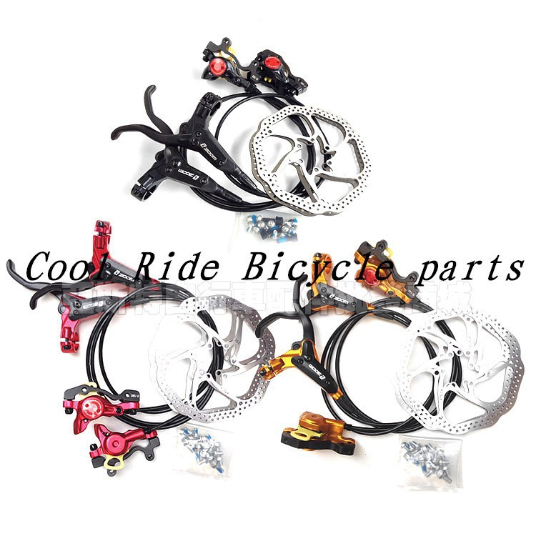 Taiwan zoom HB-870 mountain bike hydraulic disc brake HS1 disc brake паяльник bao workers in taiwan pd 372 25mm