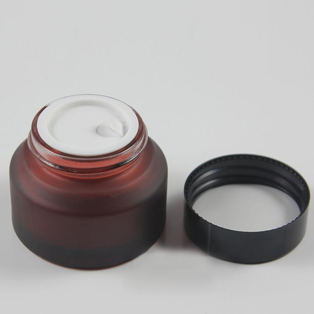 30 50 pecas por atacado de alta qualidade g boiao de creme de vidro rosa vermelha