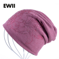 2017 Beanies skullies woman autumn and winter cap girl knitted hats for women beanie warm hat gorro ladies winter wool caps bone