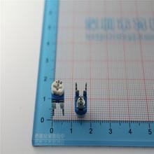 10 ШТ. 1 М регулируемая сопротивление RM-065-105 Переменный Резистор 1 М регулируемая потенциометра 105