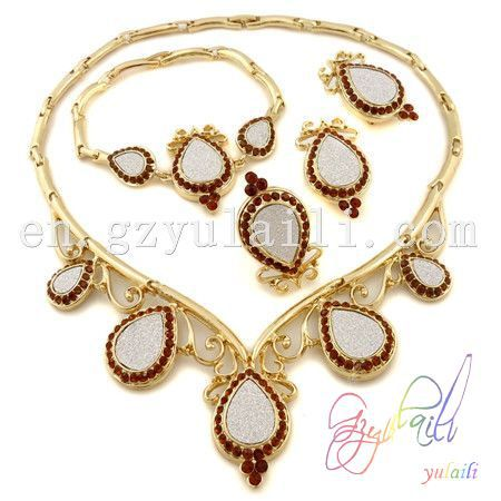 dubai gold wholesale african fashion wedding jewellery designs