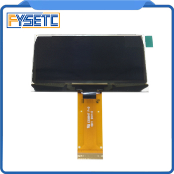 1pcs 3d 프린터 액세서리 ultimaker 2 전용 lcd 2.42 oled 디스플레이 정품 현장 새로운 값 뜨거운 판매 무료 배송|3d printer ultimaker 2|ultimaker display3d printer oled -
