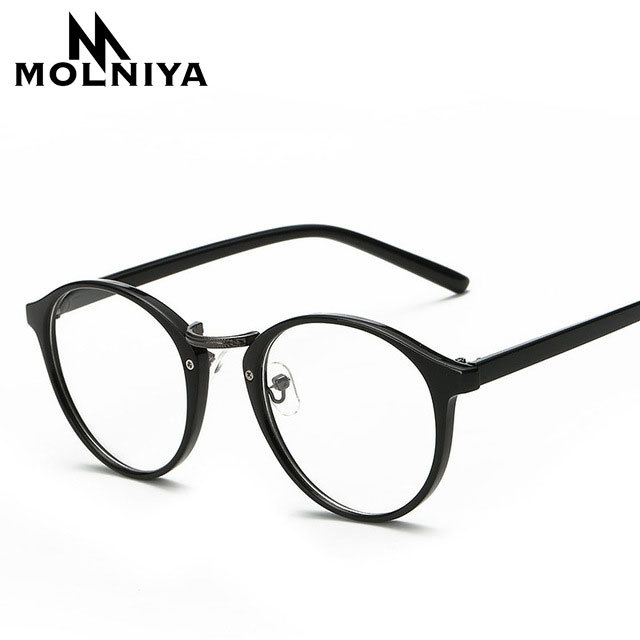 MOLNIYA Fashion Spectacle Frame Simple Men Optical Glasses Frame ...