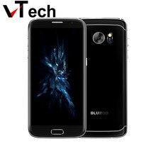 Предпродажа bluboo края 5.5 «двусторонняя пышные 4 г LTE смартфон MTK6737 Quad Core 2 + 16 ГБ 13MP Android 6.0 отпечатков пальцев мобильный телефон