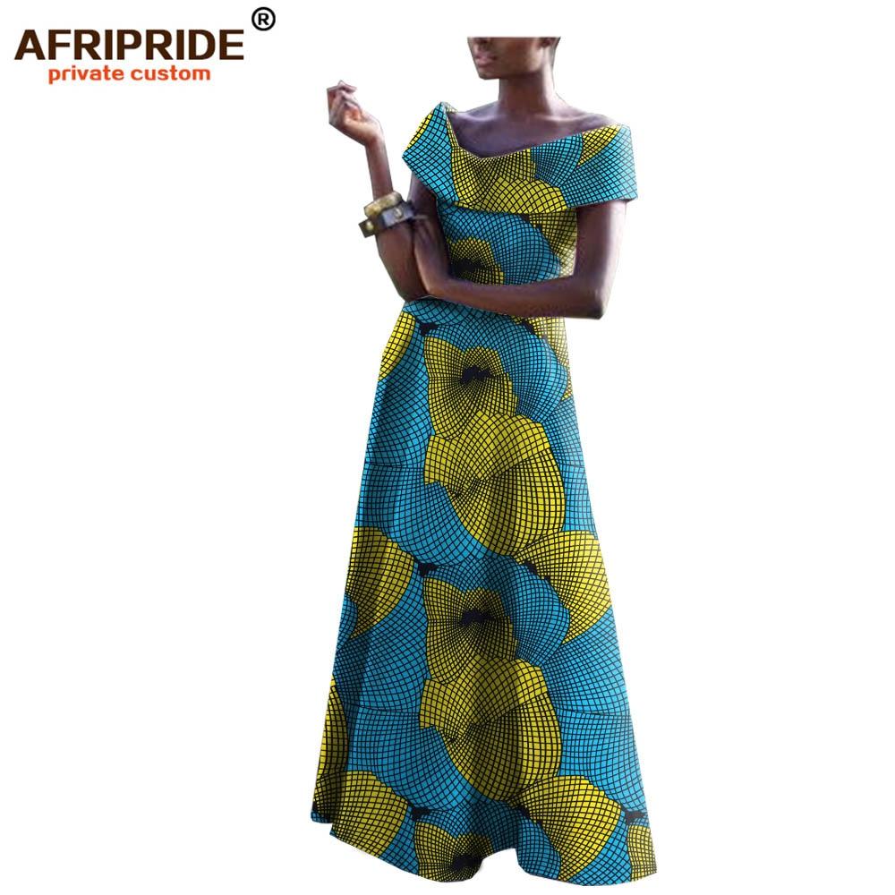 2018 AFRIPRIDA privatna prilagođena afrička odjeća za žene - Nacionalna odjeća - Foto 2