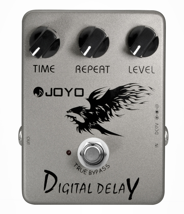 joyo jf 08 guitar effect pedal digital delay electric bass dynamic compression effects in. Black Bedroom Furniture Sets. Home Design Ideas
